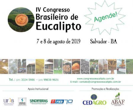 IV CONGRESSO BRASILEIRO DE EUCALIPTO – IV CBE