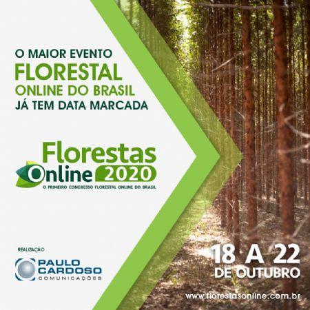 Live: Florestas Online 2020