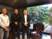 Diretores da AREFLORESTA-MT buscam apoio do Governador Mauro mendes em ações emergenciais
